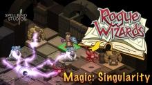 Rogue Wizards Magic Singularity