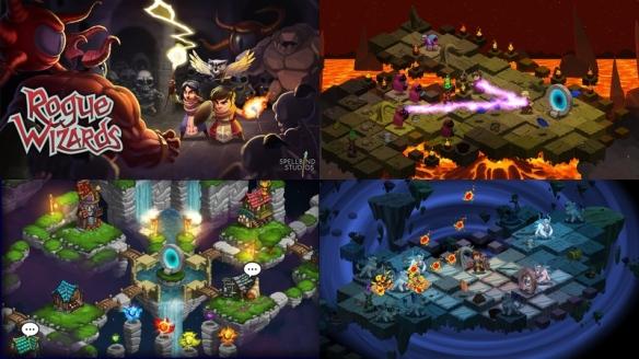 Rogue Wizards | Spellbind Studios