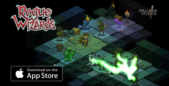 Download Rogue Wizards in the App Store